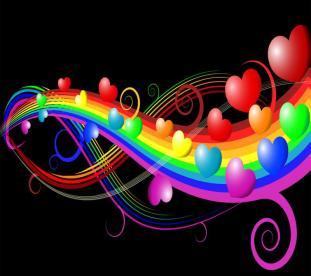 rainbowhearts