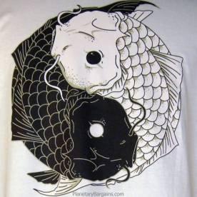 Ying Yang Fish