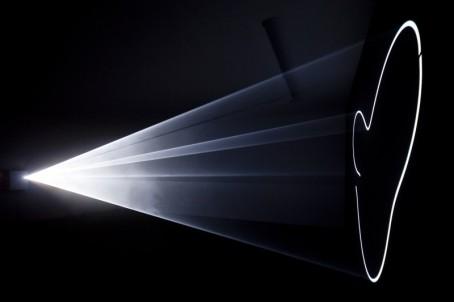 Projectionoflight